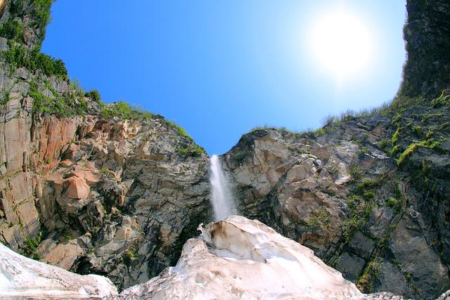 Nature, Stone, Landscape, Mountain, Travel, Waterfall