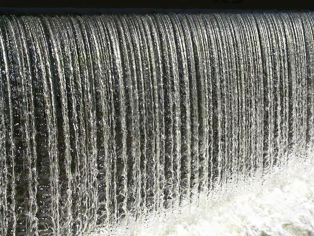 Sluice, Waterfall, Natural Water, Nature, Liquid