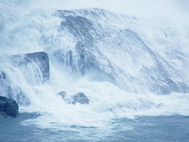 Flow, Niagara Falls, Niagara, Water, River, Waterfall