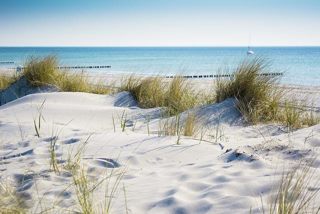Nature, Waters, Winter, Sky, Landscape, Coast, Season