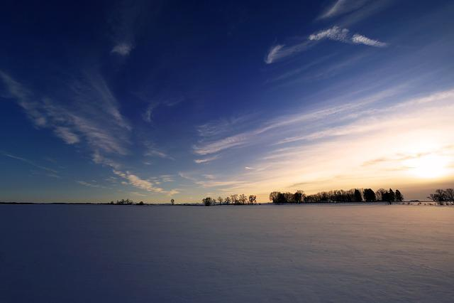 Sunset, Waters, Dawn, Sky, Dusk, Landscape, Nature