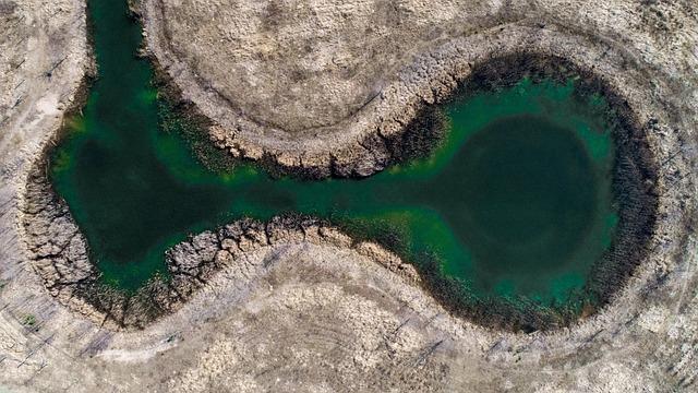 Waters, Channel, Landscape, Water, District, Green