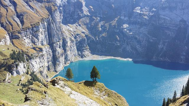 Nature, Travel, Waters, Mountains, Landscape, Panorama
