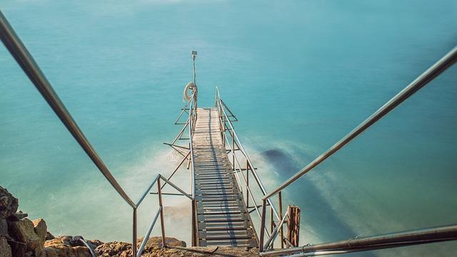 Sky, Waters, Tourism, Bridge, Outdoor, Sea, Free