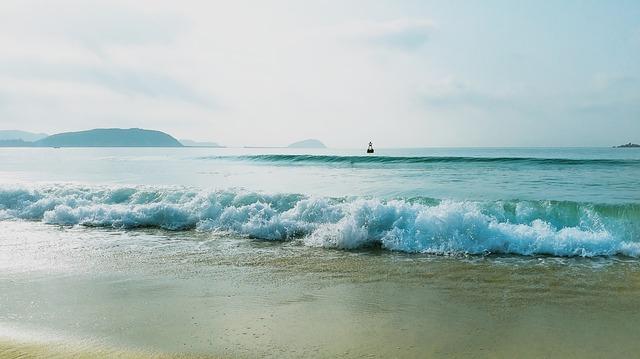 Waters, Sea, Marine, Beach