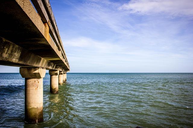 Waters, Sea, Ocean, Coast, Sky