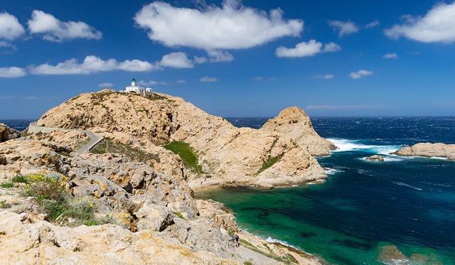 Nature, Waters, Sea, Coast, Travel, Corsica, Sardinia