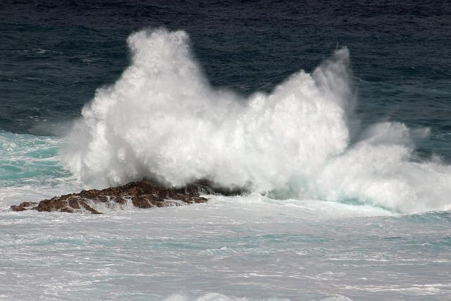 Surf, Waters, Ocean, Wave, Force, Atlantic, Big Wave
