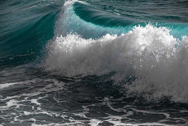 Water, Surf, Sea, Wave, Ocean, Foam, Nature, Splash