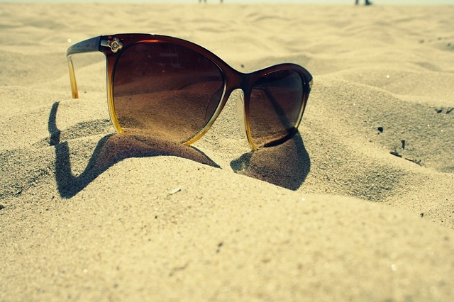 America, Sunglasses, Malibu, Beach, Sea, Wave, Ocean