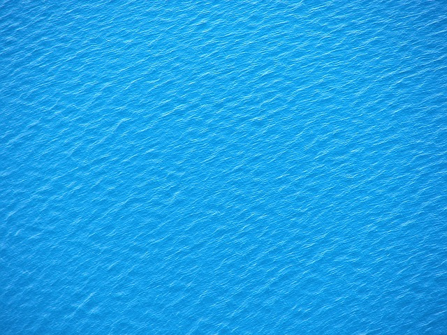 Wave, Water, Sea, Water Surface, Blue, Structure