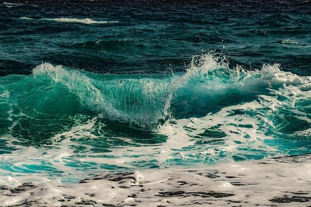 Surf, Water, Sea, Nature, Ocean, Wave, Splash