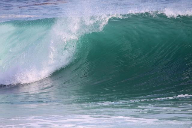 Surf, Water, Wave, Sea, Spray, Ocean, Ocean Wave