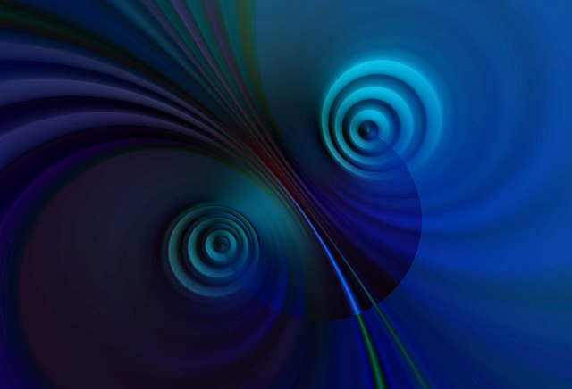 Wave, Line, Swing, Flutter, Wag, Eddy, Design