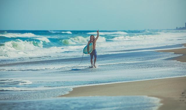 Sea, Ocean, Blue, Water, Waves, Nature, Coast, Shore