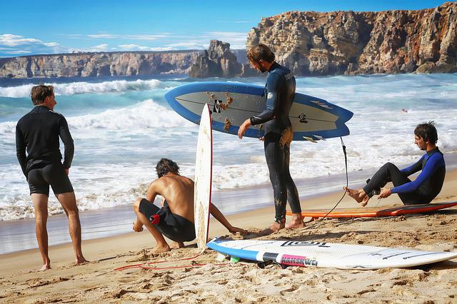 Surf, Beach, Ocean, Sea, Water Sport, Board, Waves