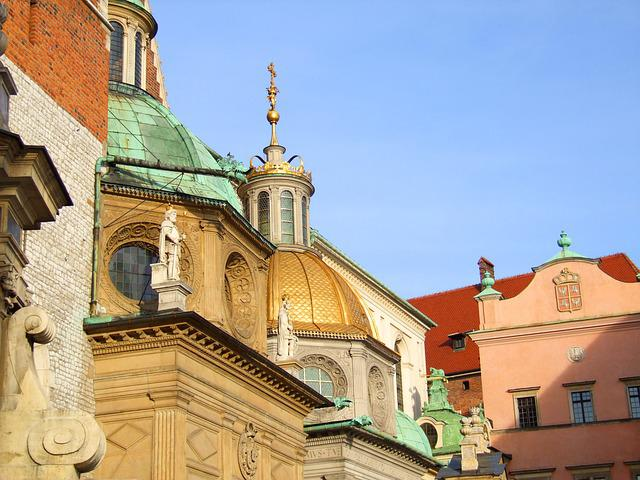 Kraków, Wawel, Old, Poland, Castle, Monument