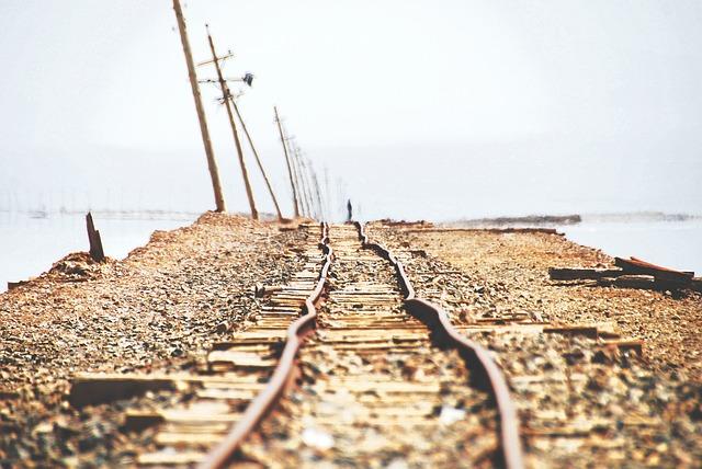 Road, Path, Rail, Way, Direction, Railway, Forward