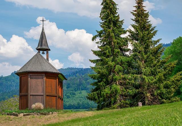 Chapel, Beatus Chapel, Wayside Chapel, Small Chapel