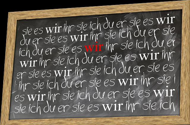 Board, I, You, He, It, We, Her, Font, Chalk, Blackboard