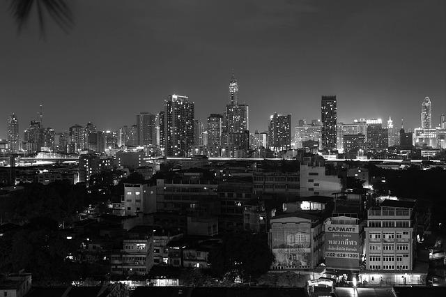 Bangkok, Wealth, Poverty