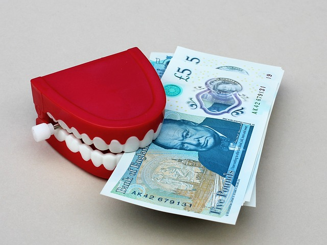 Money, Grab, Teeth, Currency, Finance, Wealth, Cash