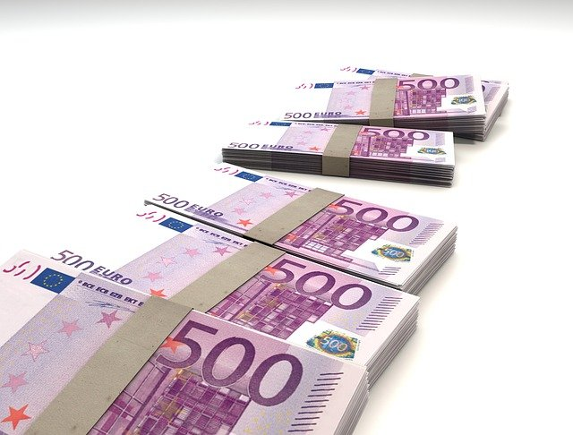 Euro, Currency, Money, Finance, Wealth, Business