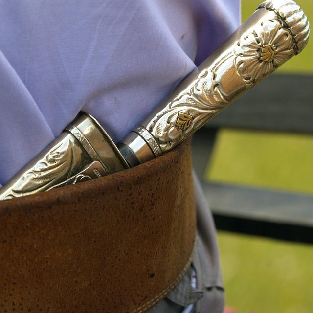 Knife, Belt, Gaucho, Weapon, Cutter, Vintage, Bayonet