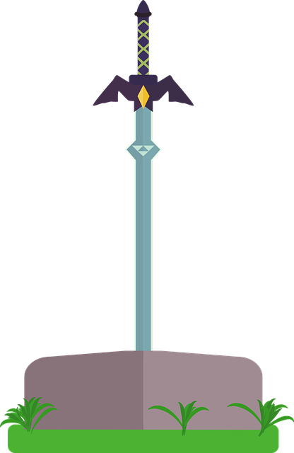 Master Sword, Sword, Weapon, Link, Zelda, Legend