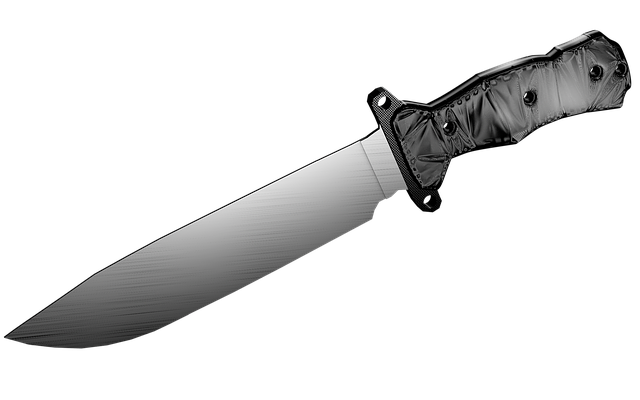 Knife, Weapon, Blade, Metal, Sharp, Campingmesser