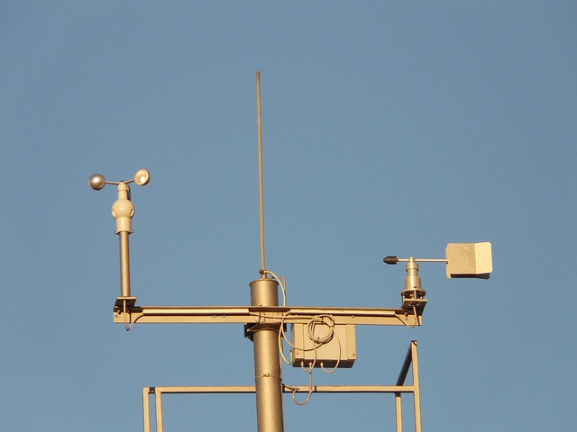 Weather Station, Anemometer, Weather Observation