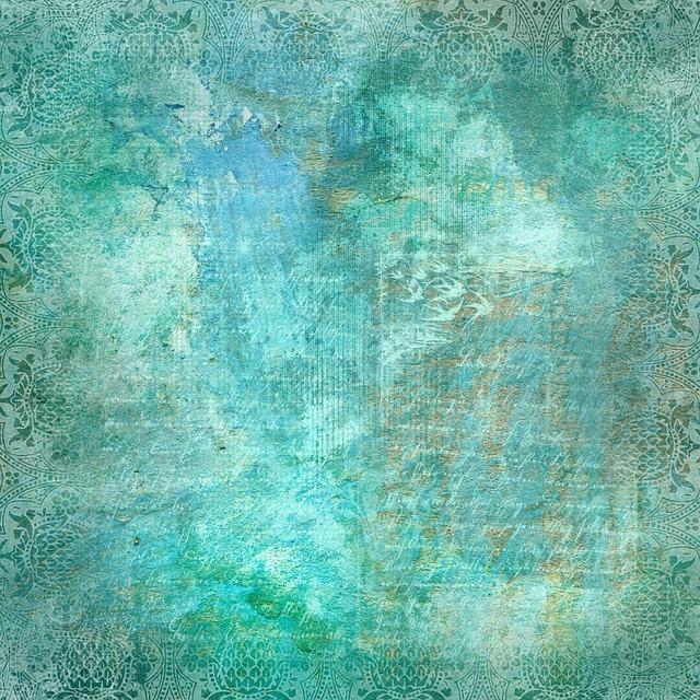 Background, Blue, Grunge, Vintage, Weather-beaten