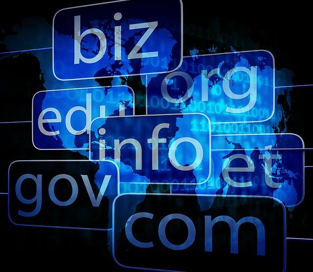Domain, Web, Site