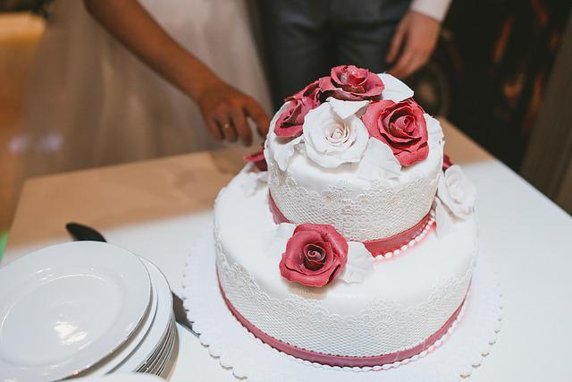 Cake, Tasty, Wedding