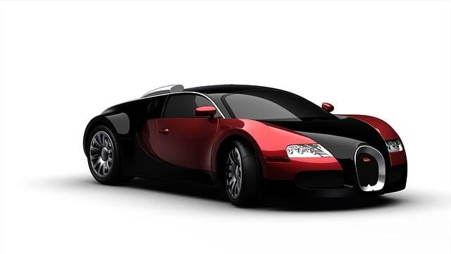 Car, Sports Car, Wedding Car