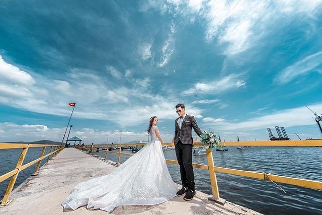 Color In The Sea, Wedding, Presets Lightroom