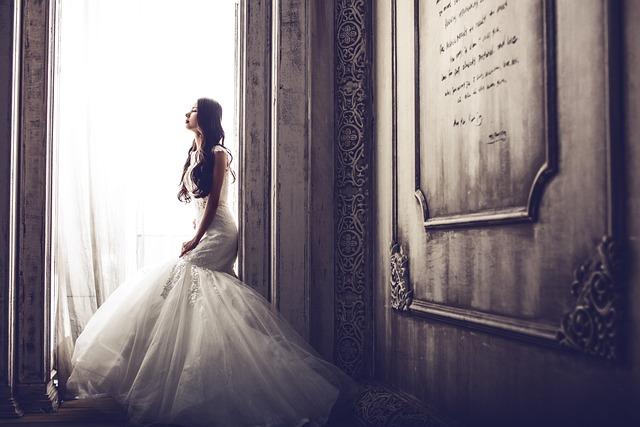 Wedding Dresses, Castle, Bride
