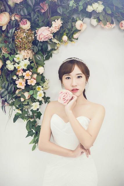 Wedding Dresses, Dress, Flowers, Flower, Girls
