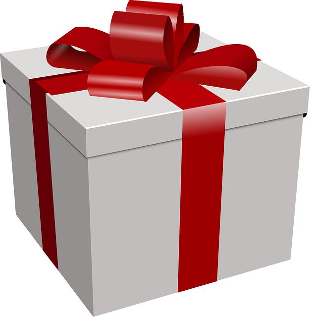 Present, Box, Dole, Favor, Gift, Valentine, Wedding