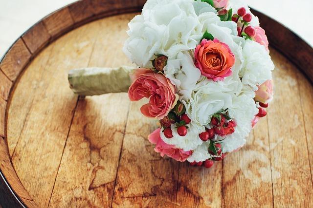 Wedding, Flower, Bouquet, Beauty, Decoration, Elegance