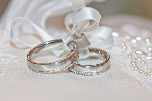 Wedding, Wedding Rings, Rings, Marry, Before, Romance
