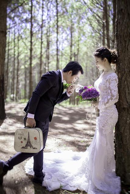 Wedding, Wedding Photo, Picture, Vietnam, Beauty