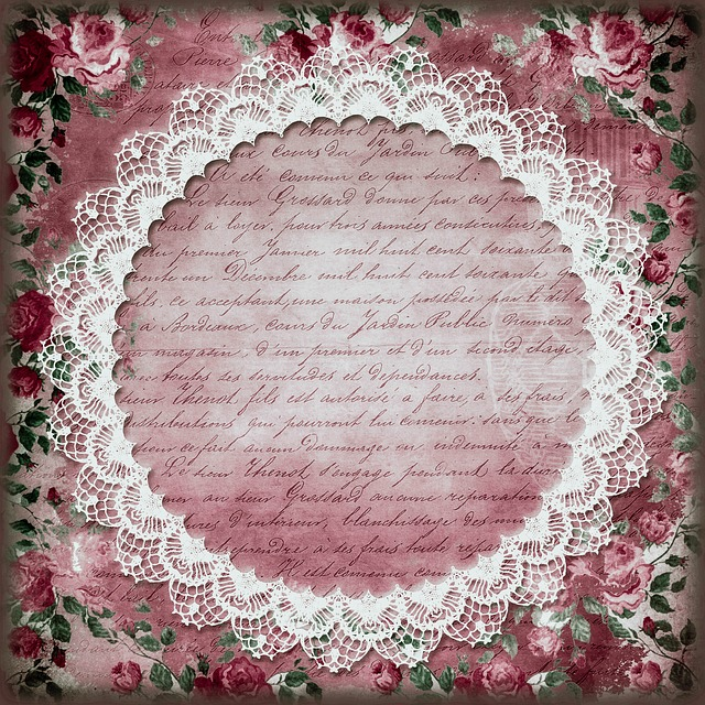 Wedding, Great, Ornament, Picture Frame, Vintage
