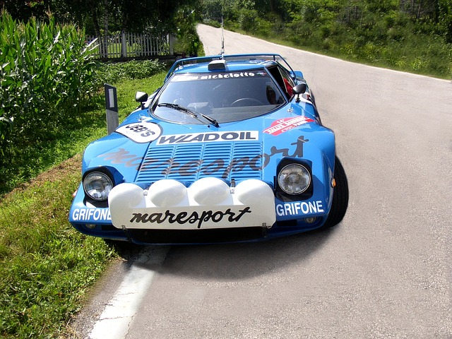 Lance, Stratos, Rally, Montemale's, Caraglio, Wedge