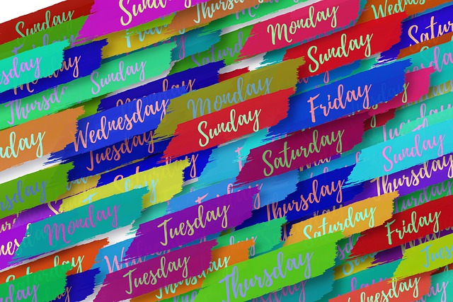 Week, Day, Monday, Wallpaper, Background, Color