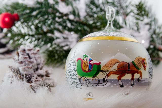 Christmas, Christmas Bauble, Weihnachtsbaumschmuck