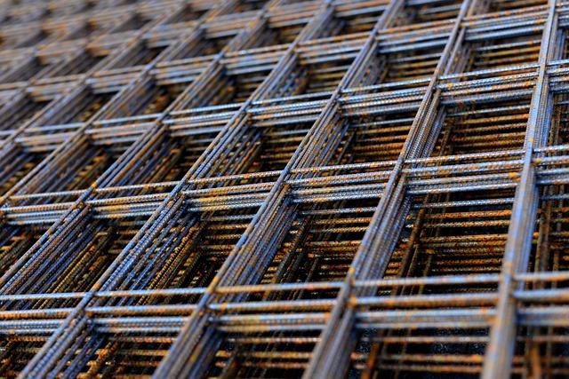 Welded Wire Mesh, Structural Steel Matt