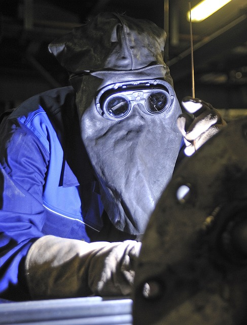Welder, Hot Soldering, Workers, Industry