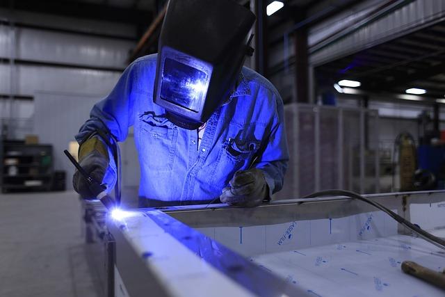Welder, Welding, Industry, Industrial, Manufacturing