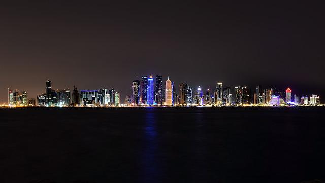 Doha, Qatar, West Bay